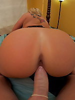 Claudia Valentine in POV Fucking