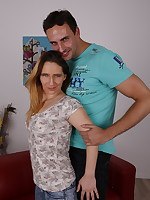 Naughty German housewife getting wet and wild with her lover